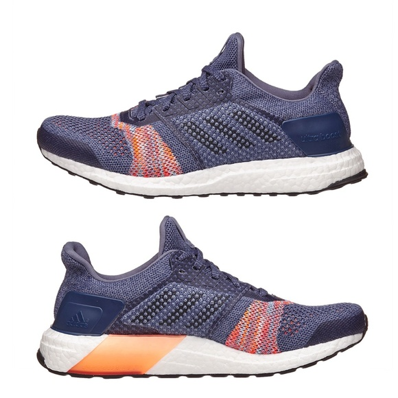size 40 cd84c cde53 adidas Ultraboost ST Raw Indigo Sneakers
